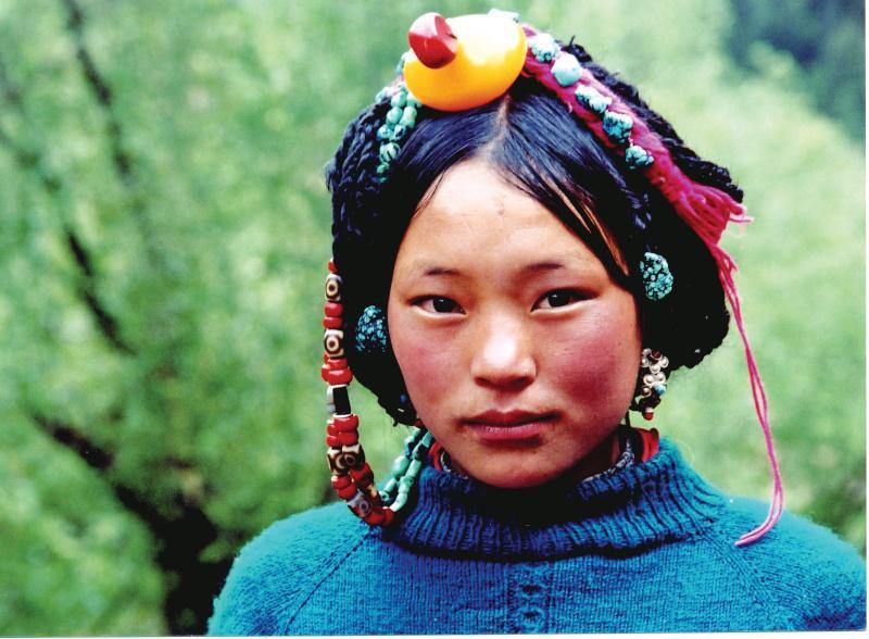 Phụ nữ Tây Tạng phải ngủ với 20 người đàn ông trước khi kết hôn