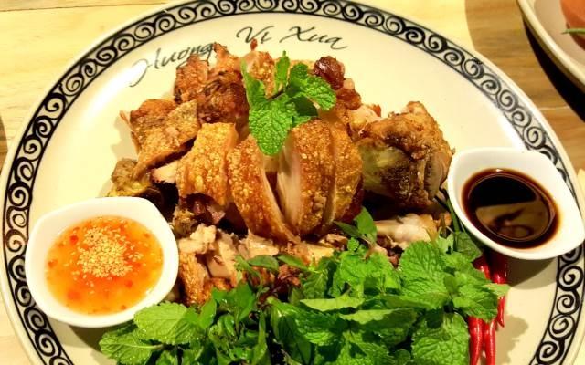 Món ăn dân dã ở Hương Vị Xưa