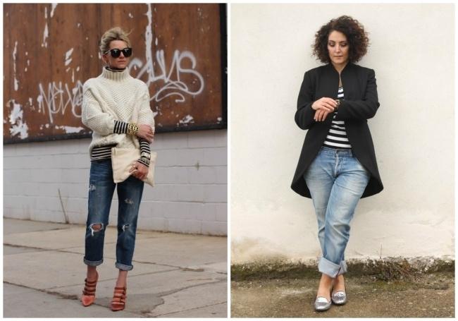 Quần Jeans hợp với mọi dáng người