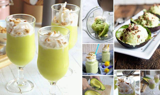 Quán kem bơ Thanh Thảo Đà Lạt