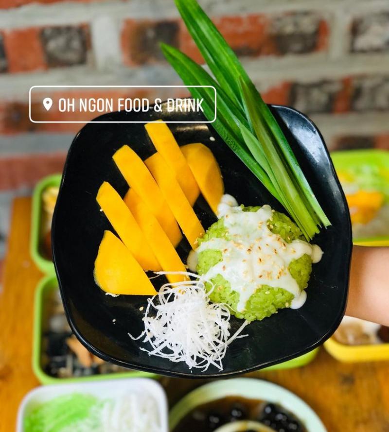 Quán kem Oh Ngon Food & Drink