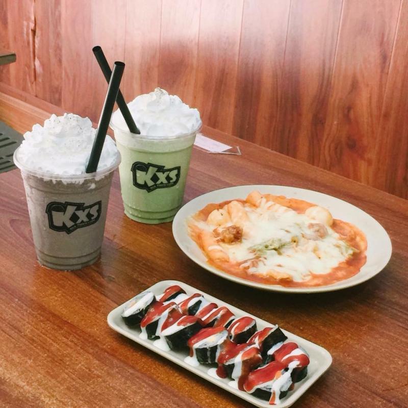 Quán Kều Xay Sạch chuyên phục vụ các món ăn Hàn Quốc với giá cả phải chăng
