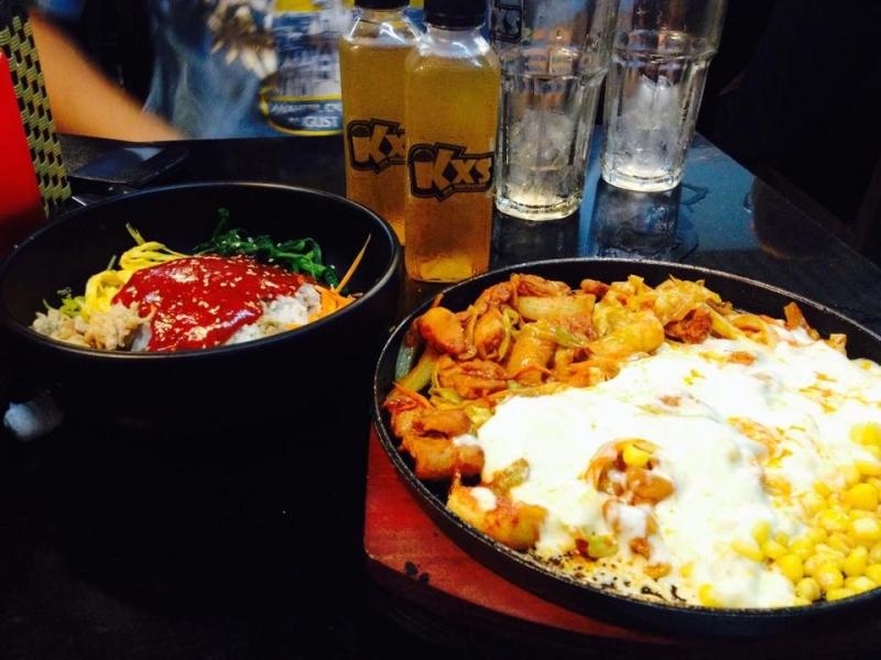 Các món ăn tại Kều Xay Sạch rất thơm ngon