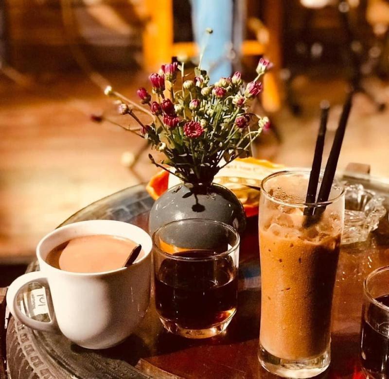 Quán Kiến Cafe