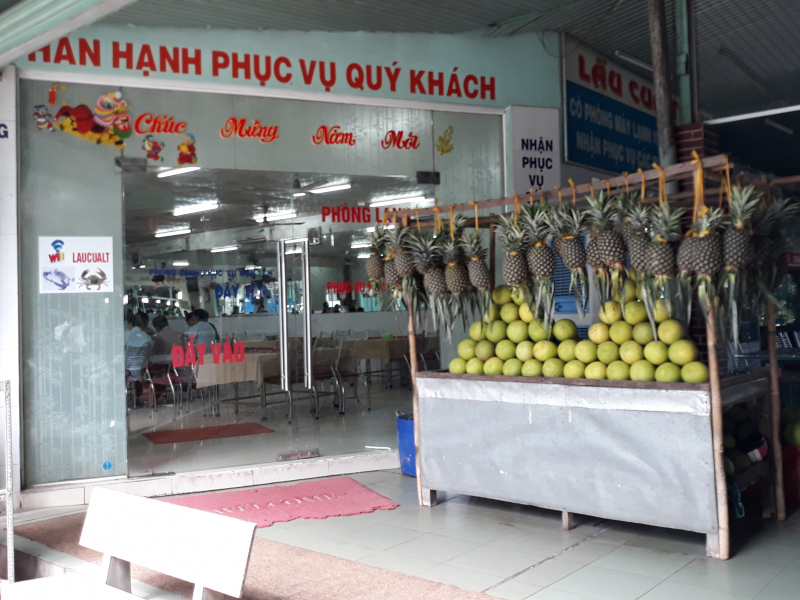 Nhà hàng lẩu cua Tuấn