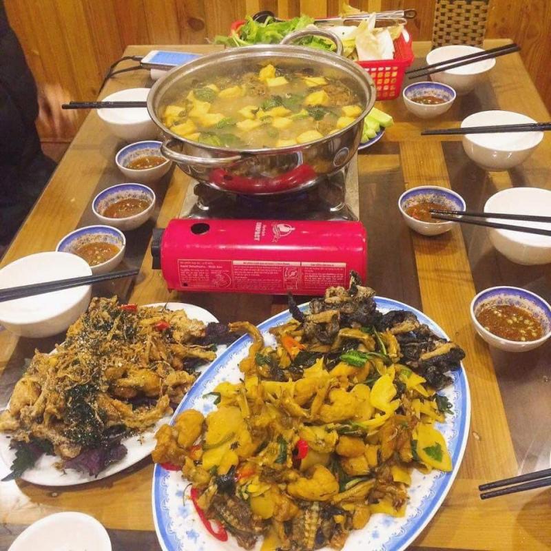 Quán lẩu ếch Kul 329 Tiên Dung