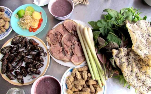 Quán thịt cầy Ngân Nga là một trong những quán ăn ngon nhất ở TP. Uông Bí, Quảng Ninh