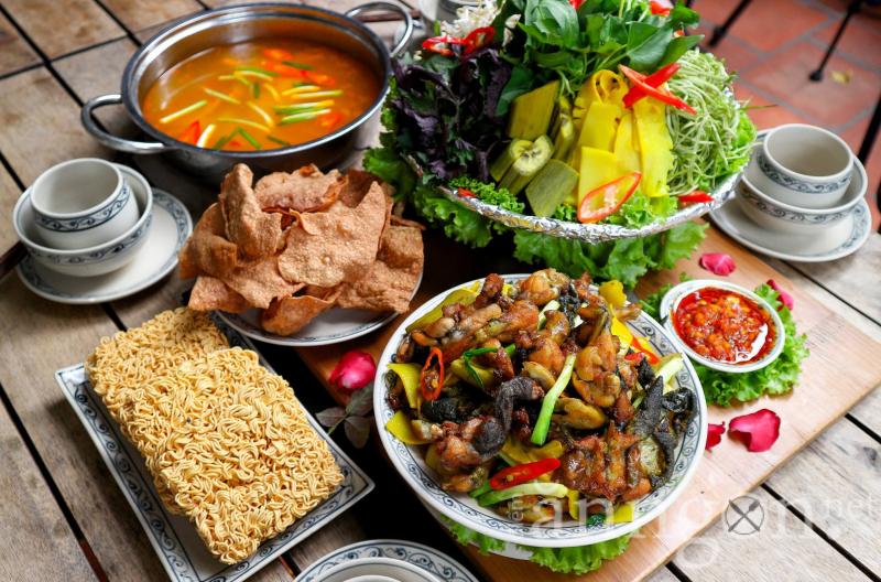 Top 4 Quán lẩu, nướng ngon nhất trên đường Hoàng Hoa Thám, Hà Nội