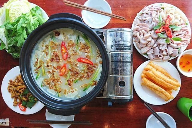 Top 10 quán lẩu ngon nhất khu vực Quận Hoàn Kiếm, Hà Nội