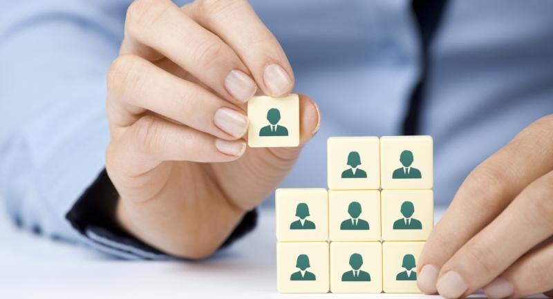 Hình minh họa quản lý nhân sự