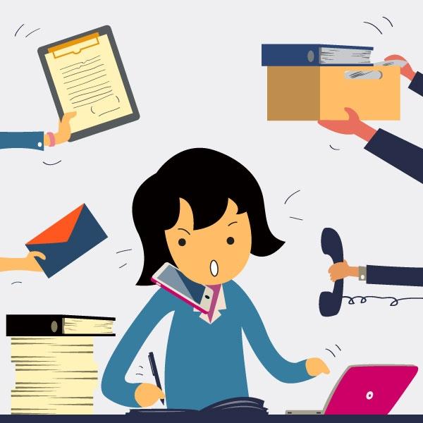 Hình minh họa quản lý phân tích