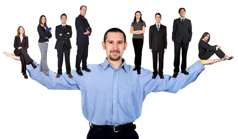 Hình minh họa quản lý tạo gắn kết
