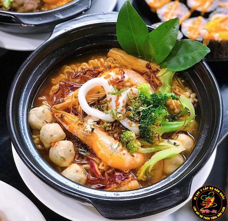 Top 6 Quán mì cay ngon chất lượng nhất Pleiku, Gia Lai