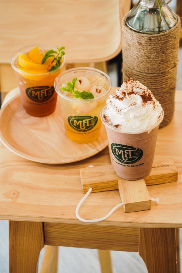 Quán MiT - Tea vàamp; Coffee
