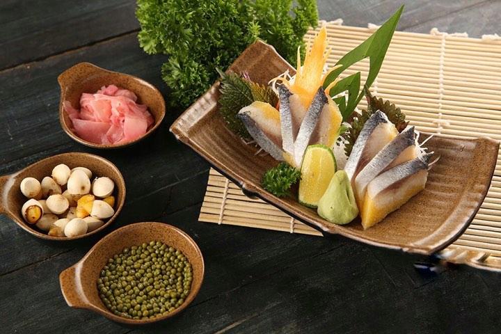Quán Nami Sushi