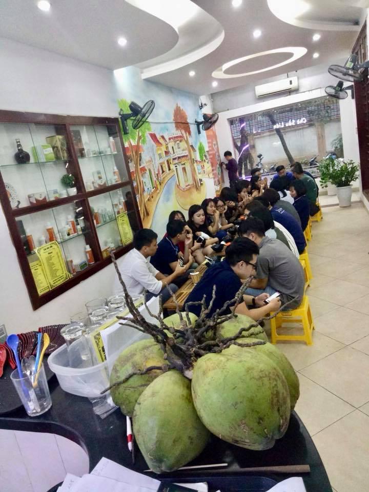 Quán Ngon Chè Nghé - Chè Sầu Liên