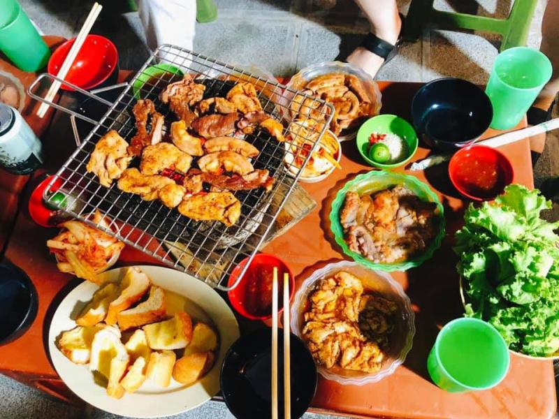 Top 8 quán nướng bình dân ngon nhất Hà Nội