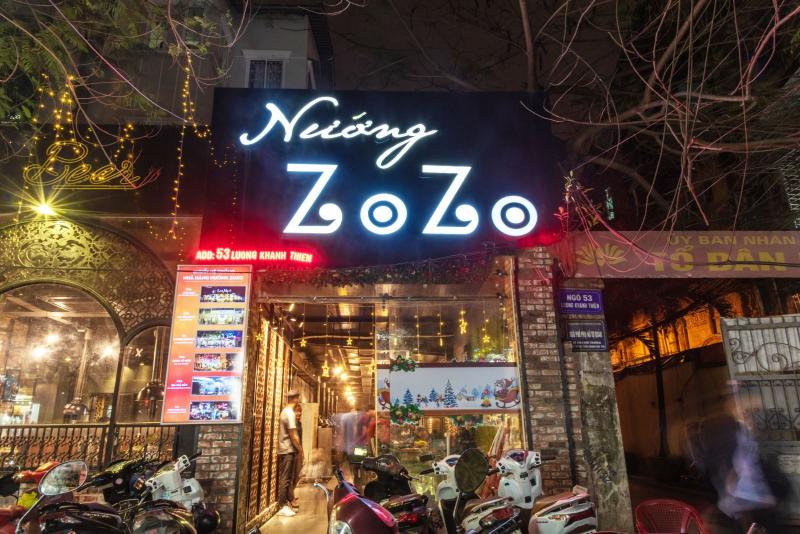 Quán Nướng ZoZo