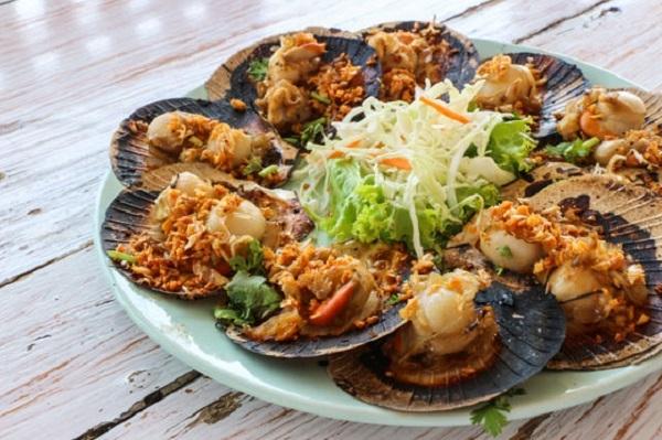 Món ăn hải sản