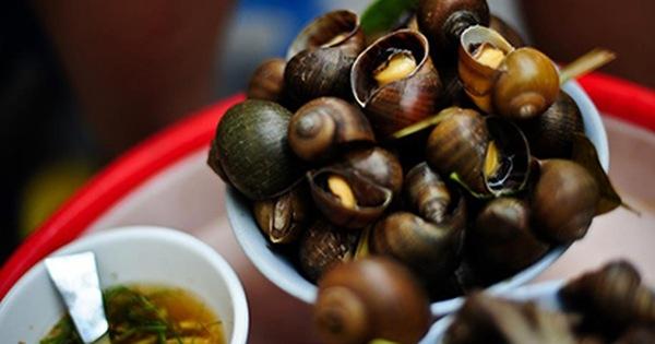 Quán ốc nóng Hà Trang