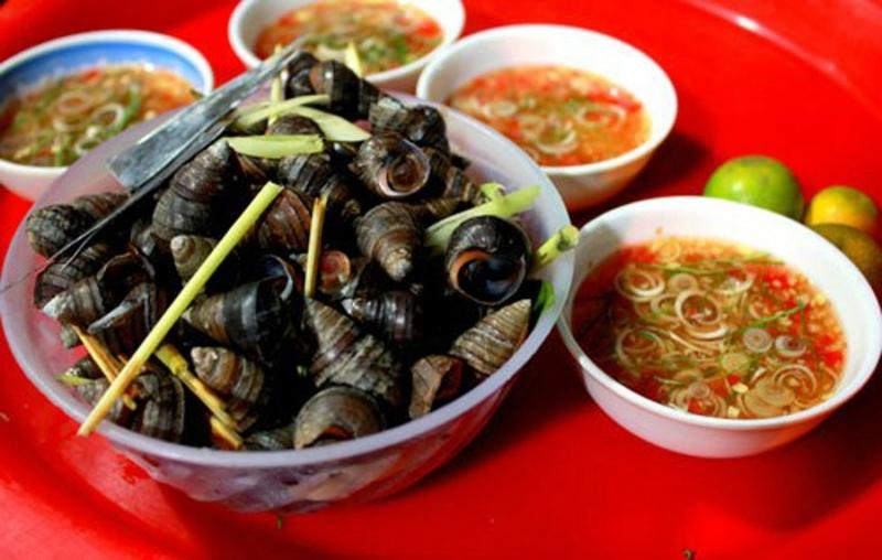 Quán Ốc Phúc Lâm là một trong những quán ốc ngon và nổi tiếng nhất ở Biên Hòa