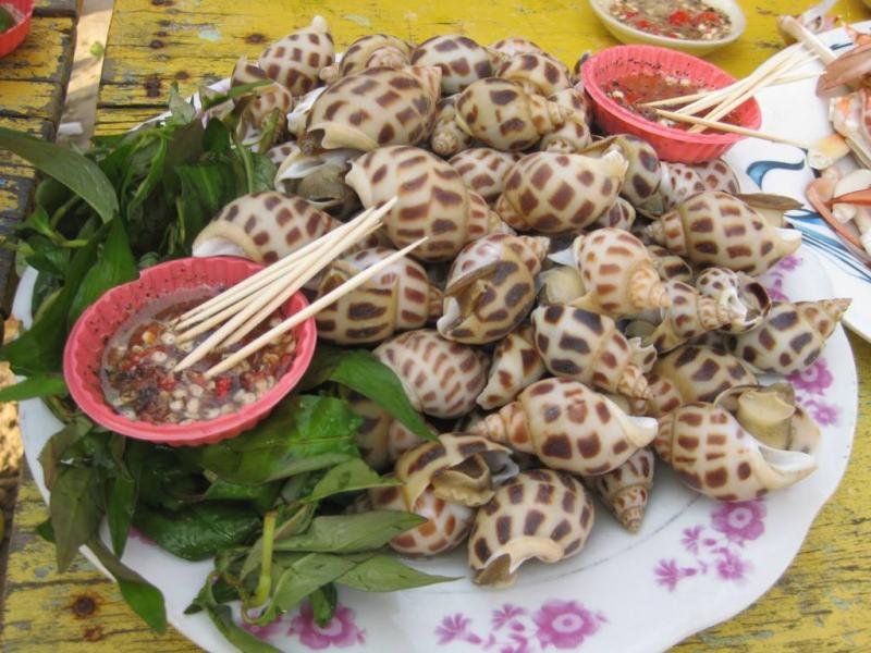 Quán Ốc Xuân Anh