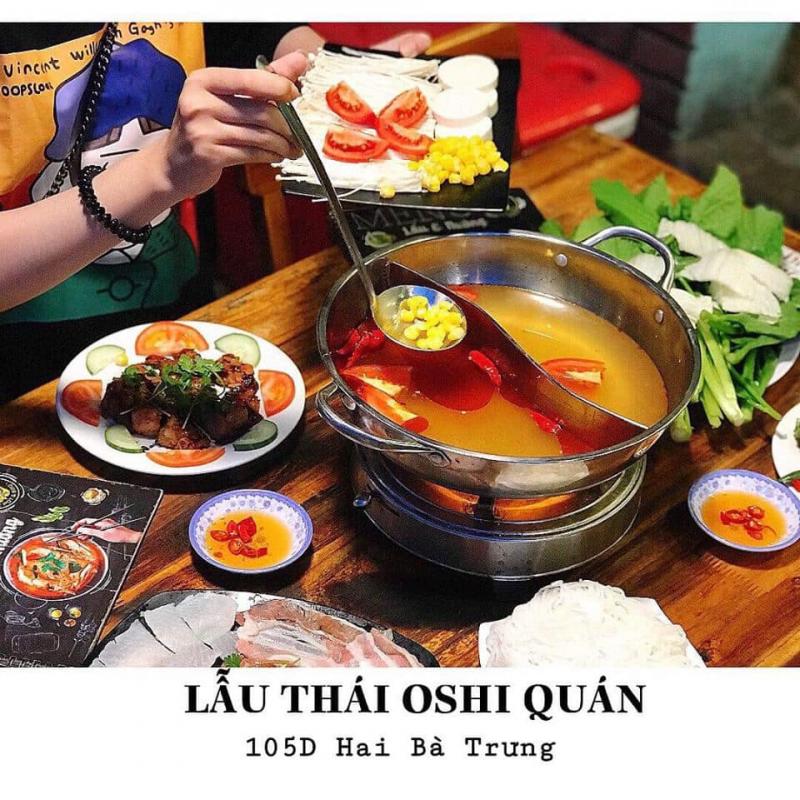 Lẩu Thái Oshi