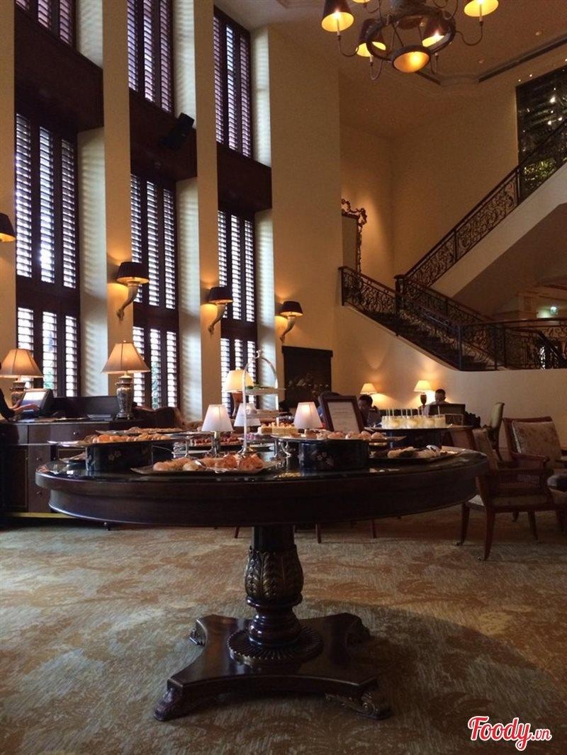 Quán Park Lounge