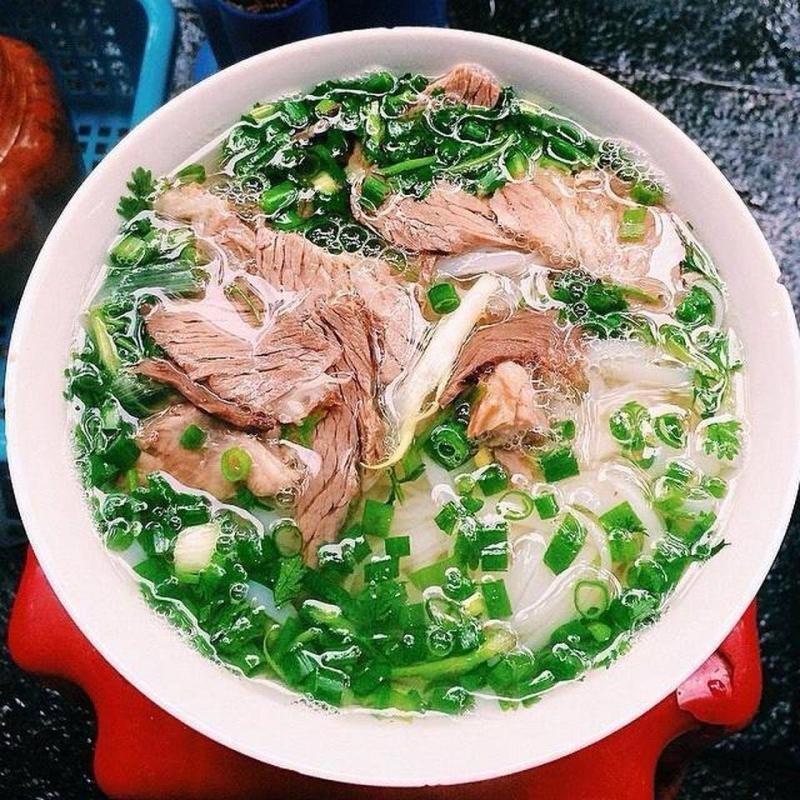 Top 12 Quán phở nổi tiếng nhất quận Hoàn Kiếm
