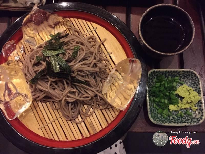 Mì Soba ở quán Sakura Friend Cafe