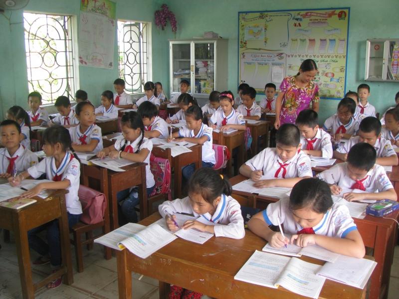 Quan sát - bí quyết giúp giữ trật tự trong lớp