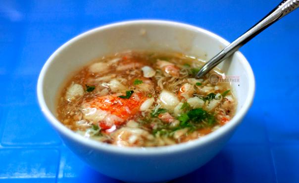Top 6 Quán Soup cua ngon nhất tại Vũng Tàu