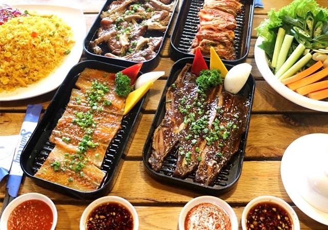 Quán Sườn Cây là một trong những địa điểm ăn uống ngon ở Vũng Tàu