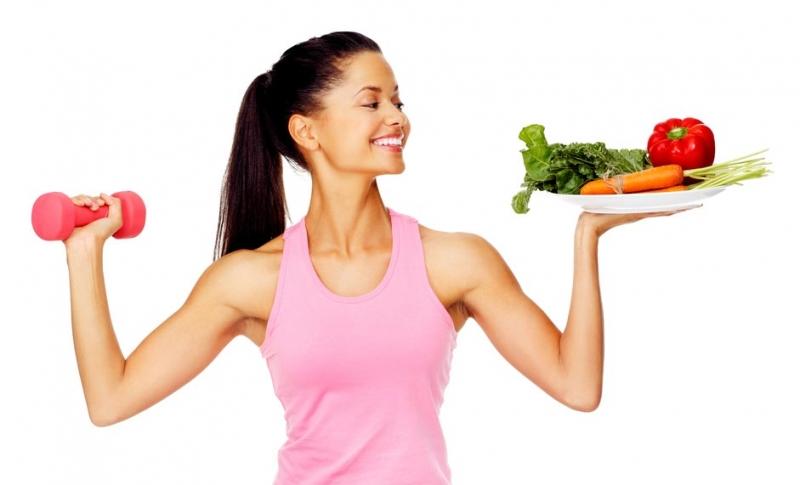 Ăn uống và luyện tập hợp lý để tăng cường sức đề kháng cho cơ thể