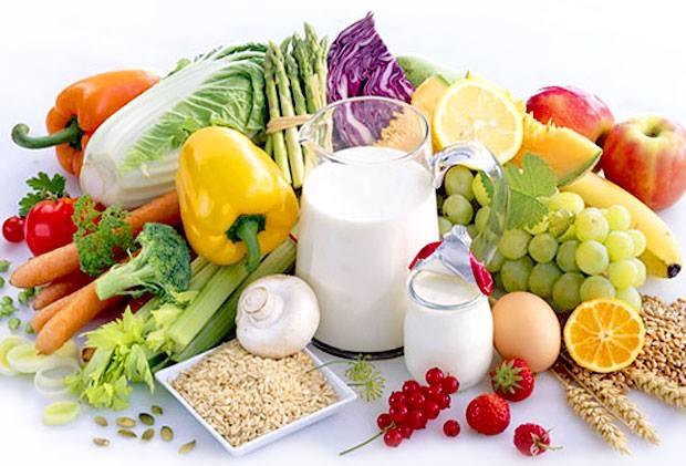 Quan tâm tới dinh dưỡng hàng ngày