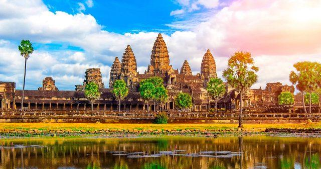 Quần thể Angkor Wat - Campuchia