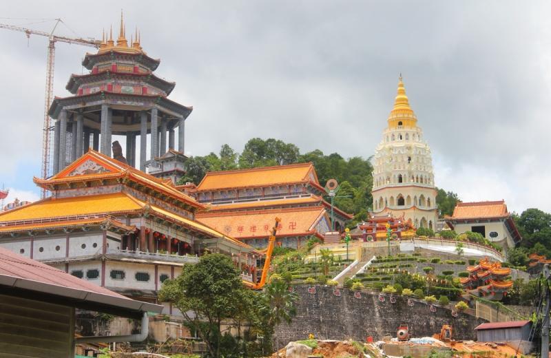 Quần thể chùa Keo Lok Si