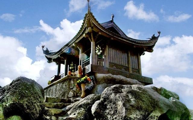 Một góc Chùa Đồng - Yên Tử