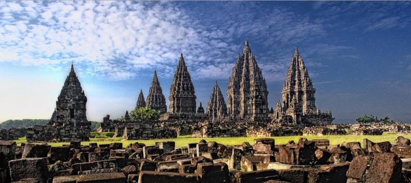 Quần thể đền thờ Prambanan