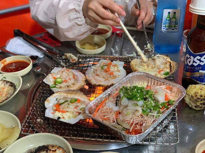 Tại Quán Thơm, mỗi món ăn là một câu chuyện!