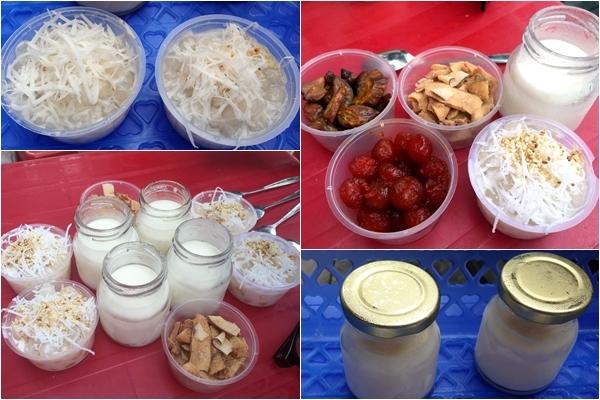 Sữa chua trân châu - Quán Thu Hương