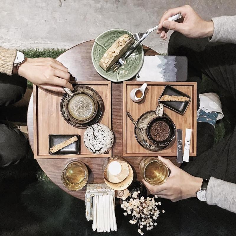 Top 10 quán trà bánh đẹp nhất thành phố Hồ Chí Minh