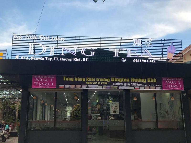 Dingtea Hương Khê