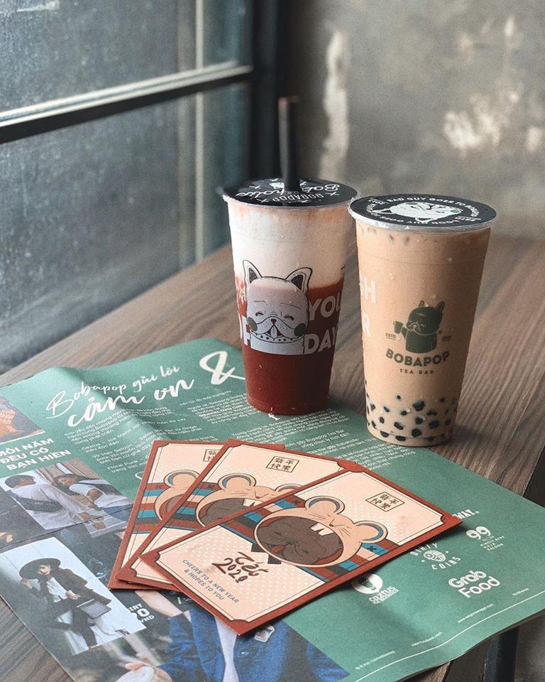 Top 7 Quán trà sữa ngon và chất lượng nhất quận 12, Tp. HCM
