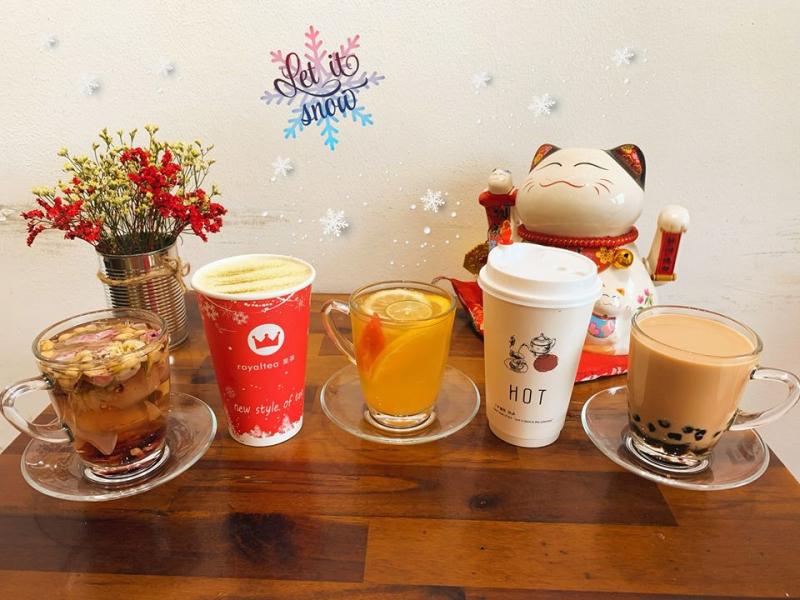 Top 8 quán Trà sữa Royaltea nổi tiếng nhất tại Hà Nội