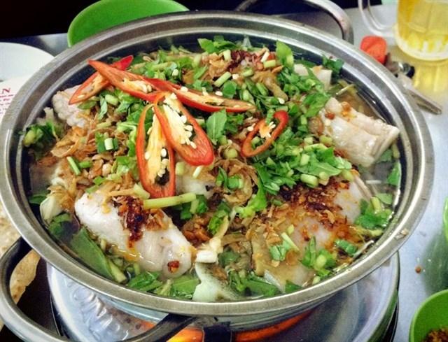 Quán Trận là một trong những địa điểm ăn uống ở Vũng Tàu ngon nức tiếng
