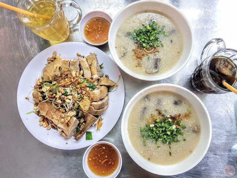 Quán Trang - Cháo Vịt, Gỏi & Bún Măng