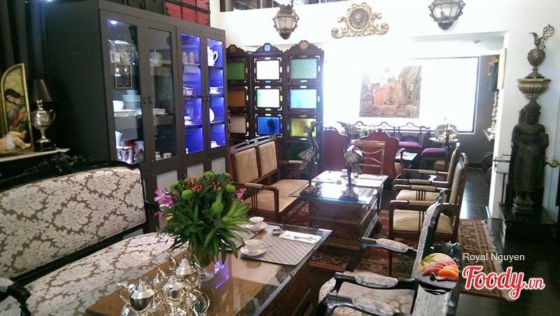 Quán Villa Royale Antiques & Tea Room