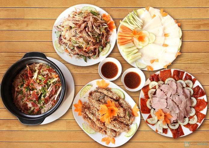 Quán Vịt 29 là một trong những quán ăn ngon nhất ở quận Đống Đa, Hà Nội