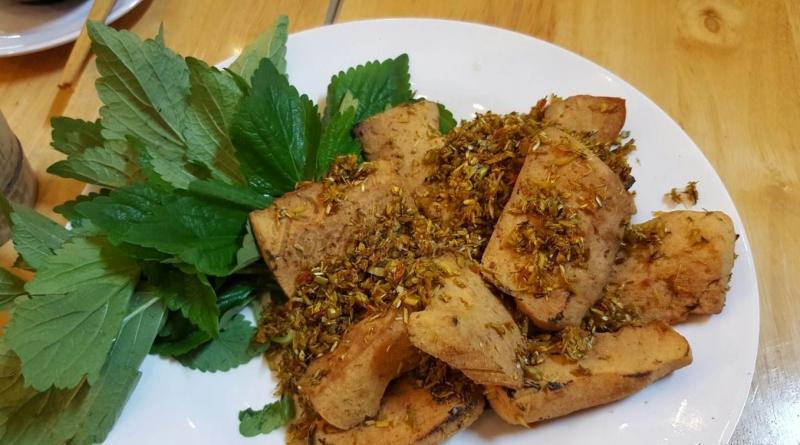 Các món ăn tại Võ Lâm Luận Tửu rất đa dạng và phong phú